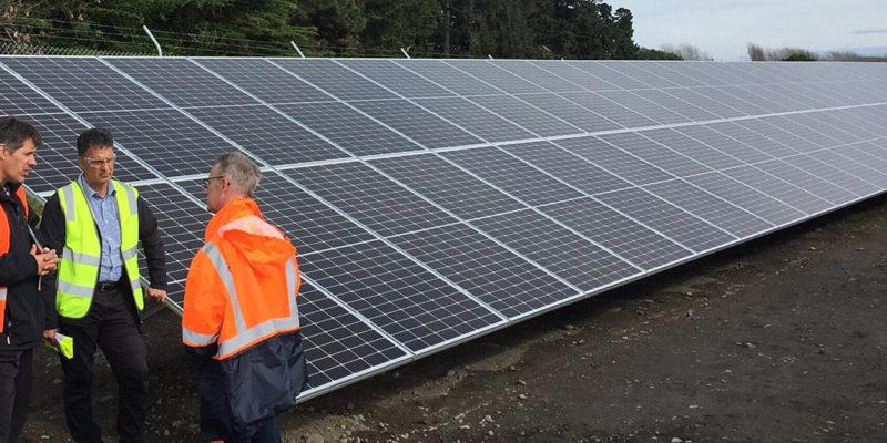 Energise Otaki Solar Farm