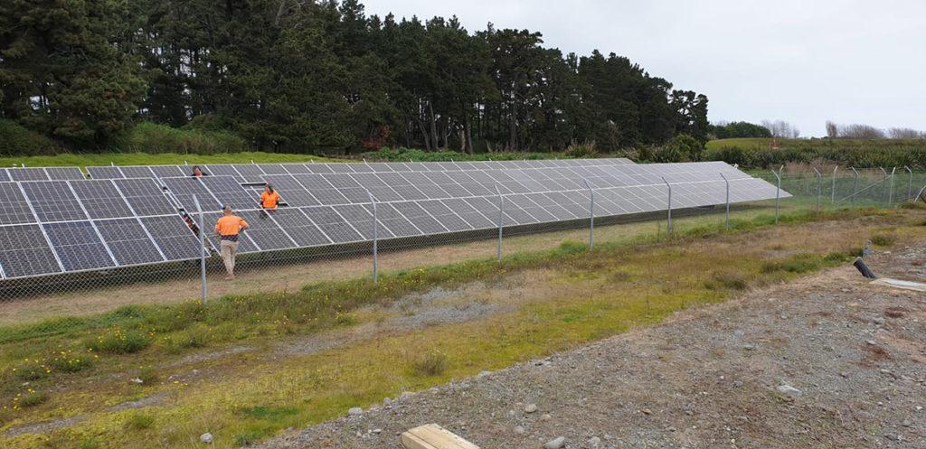 Otaki Solar Farm